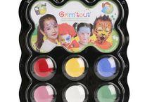 Palettes de maquillages à thèmes