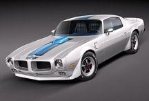 Pontiac Trans Am - Firebird / by Richard Croft