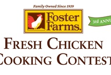 2012 Foster Farms Fresh Chicken Cooking Contest / by Foster Farms (Official)
