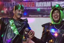 FASHION COMEDY - TUNAS TOYOTA HAYAM WURUK JAKARTA