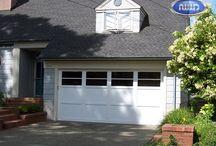 Infinity Classic - Aluminum Garage Door / Aluminum Carriage Style Doors