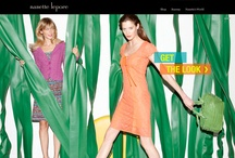 Nanette Lepore / Fashion designer Nanette Lepore's e-commerce website launched with the ambition to be the global flagship store.  Brimming with runway videos and an insight into Nanette's private life, the site has more than achieved its goals.