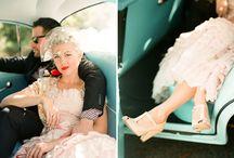 Blooming Blush / Blush Pink Weddings