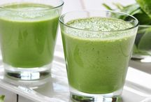 Green Smoothies / by Halfmoon Yoga Products