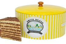 """Great Gift Ideas / Everyone needs a good collection of go-to gifts. Right now, I just have one.  The Smith Island Cake. I love this for hostess gifts, teacher appreciation, """"Hallmark holidays""""... you name it.  / by Joy Murphy"""