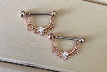 Jewelry piercings