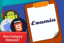 Examia Updates / Updates about the app