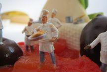 Miniature Preiser figures / Minimal/macro/Food/Figures/MiniatureWorld