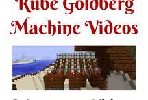 STEM-Rube Goldberg Machines