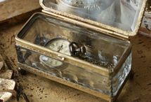 french antique jewelry casket