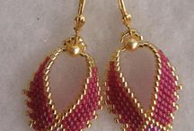 Náušnice - Earrings