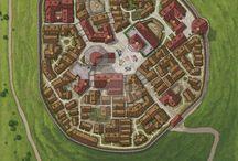 Fantasy Maps for DnD