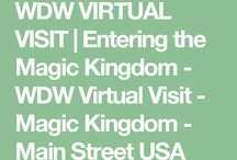 Virtual Walking (Magic Kingdom)