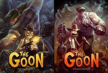 Comics / Comic covers, illustrations and character development