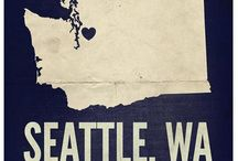 Seattle Love / by Darcy Lambrecht