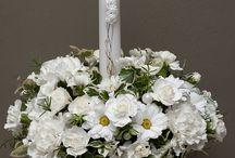 Dekoracje na chrzest św. / dekoracje na Chrzest św.