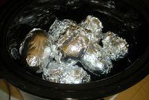 Crockpot dinners / by Christy Seymour