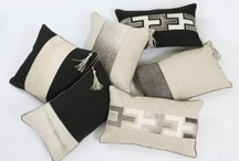 Pillows for my pillow room. / by Tammy Delcourt