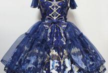 Lolita / Inspiration pour ma garde-robe