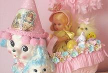 Kitsch · Vintage Toys
