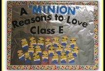 Bulletin Boards for Elementary Teachers