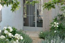 gravel garden / gravel gardening ideas