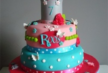 cakes / by Roseanne A