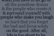 words / by Tina Hughes