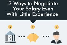 salary negotiation / by LU Career Center