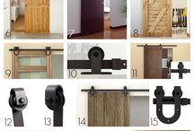 Uși Tip Hambar