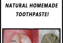 Whiten teeth
