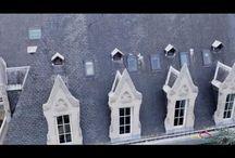 Inspections de toitures par drones