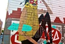 Street Art / by Justin Pocta