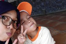 adventure my little cousin and me. @Junggle Land Sentul