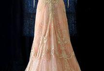 Vintage gowns and looks / met knipoog naar vroeger