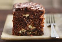 Recipes to Bake: {Cakes, Pies}