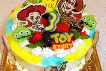 トイストーリー ケーキ