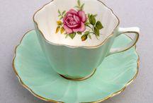 Vintage tea, coffee... / vintage tea, coffe