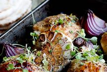 :Chicken/Turkey and other Poultry Recipes: