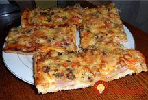 recepty pizza
