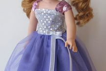 Doll Clothing With Read Creation Patterns
