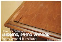 refinish furniture