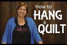 Make Sleeve For Hanging Quilt