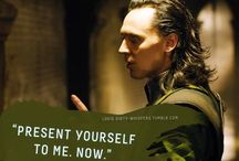 Loki (hot and inappropriate, just what I like) / SURPRISEEEEEEE