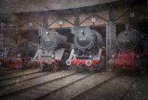 Trains and railway