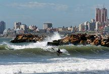 Costa Atlántica / Espacio dedicado a las playas argentinas: aquí un compendio de los mejores lugares de La Costa Atlántica.