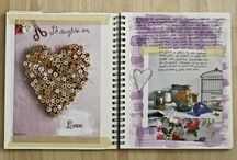 Art Journals / by Literature Connections
