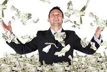 Миллионеры  раздающие деньги