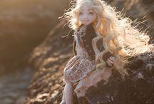 Aura / ''Aura'' Handmade Doll Ooak 2013