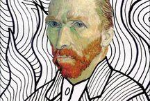 jestem Van Gogh